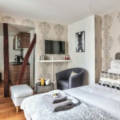 Отель Love Nest in Saint Germain Париж комната для гостей фото 4