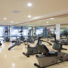 Grand Seker Hotel Турция, Сиде - 1 отзыв об отеле, цены и фото номеров - забронировать отель Grand Seker Hotel - All Inclusive онлайн фитнесс-зал