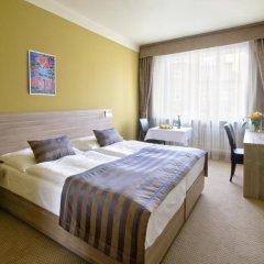 Hotel Meda - Art of Museum Kampa Прага комната для гостей фото 5