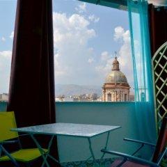 Отель B&B Ballarattik Италия, Палермо - отзывы, цены и фото номеров - забронировать отель B&B Ballarattik онлайн балкон