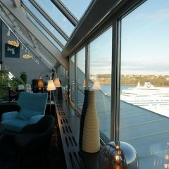 Отель Scandic Ariadne Стокгольм приотельная территория