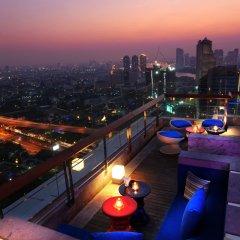 Отель Mode Sathorn Бангкок балкон