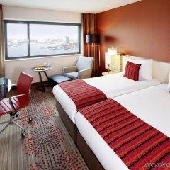 Отель Movenpick City Centre Амстердам комната для гостей фото 2