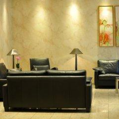 Отель Stadt München Германия, Дюссельдорф - отзывы, цены и фото номеров - забронировать отель Stadt München онлайн интерьер отеля фото 2