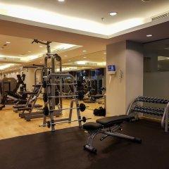 Отель Maison Privee - Burj Residence Дубай фитнесс-зал фото 2