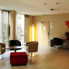 Отель Holiday Inn Express Berlin City Centre-West интерьер отеля фото 2