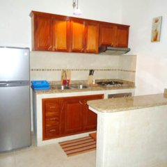 Апартаменты Apartment With 2 Bedrooms in Boca Chica, With Pool Access, Furnished T в номере