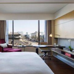 Отель JW Marriott Dongdaemun Square Seoul Южная Корея, Сеул - отзывы, цены и фото номеров - забронировать отель JW Marriott Dongdaemun Square Seoul онлайн комната для гостей фото 5
