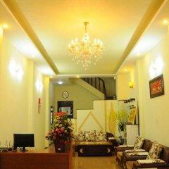 Отель Huong Mai Glamorous Homestay Далат интерьер отеля фото 2