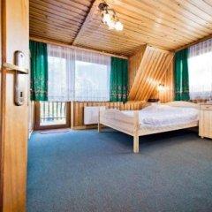 Отель Willa Na Potoku Закопане комната для гостей фото 3