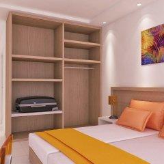 Amethyst Napa Hotel & Spa сейф в номере