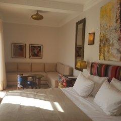 Отель Dar Shaân Марокко, Рабат - отзывы, цены и фото номеров - забронировать отель Dar Shaân онлайн комната для гостей фото 2
