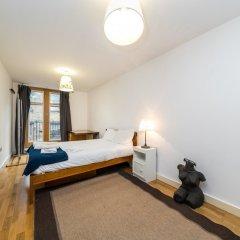 Отель NEW 2 Bedroom Flat in the Heart of Holloway комната для гостей фото 4