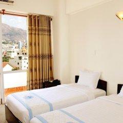 Отель Thanh Thuy Hotel Вьетнам, Вунгтау - отзывы, цены и фото номеров - забронировать отель Thanh Thuy Hotel онлайн комната для гостей фото 4