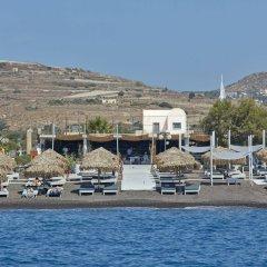 Anemos Beach Lounge Hotel пляж фото 2