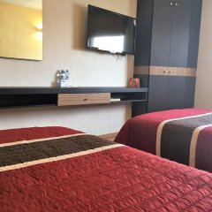 Отель Ibeurohotel Expo Мексика, Гвадалахара - отзывы, цены и фото номеров - забронировать отель Ibeurohotel Expo онлайн удобства в номере фото 2