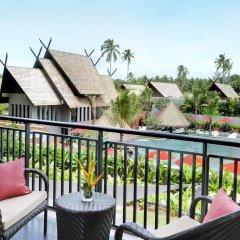 Отель Anantara Vacation Club Mai Khao Phuket Таиланд, пляж Май Кхао - отзывы, цены и фото номеров - забронировать отель Anantara Vacation Club Mai Khao Phuket онлайн балкон