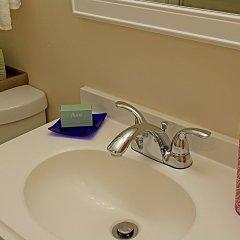 Отель Pacific Crest Hotel Santa Barbara США, Санта-Барбара - отзывы, цены и фото номеров - забронировать отель Pacific Crest Hotel Santa Barbara онлайн ванная