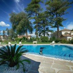 Отель Villa Maddalena Resort Солофра бассейн фото 3