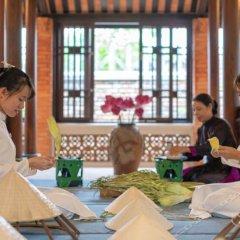 Отель Pilgrimage Village Hue интерьер отеля фото 3