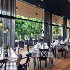 Отель Sopot Marriott Resort & Spa питание