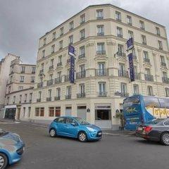 Hotel At Gare du Nord парковка