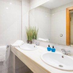 Апартаменты Magalluf Strip Apartment ванная