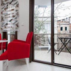 Galata Melling Турция, Стамбул - отзывы, цены и фото номеров - забронировать отель Galata Melling онлайн балкон