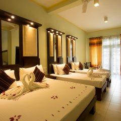 Serene Garden Hotel комната для гостей