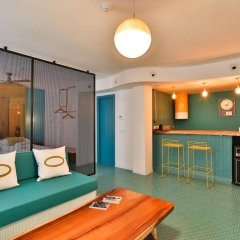 Отель Dorado Ibiza Suites - Adults Only Испания, Сант Джордин де Сес Салинес - отзывы, цены и фото номеров - забронировать отель Dorado Ibiza Suites - Adults Only онлайн спа