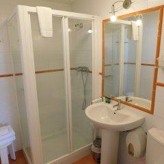 Отель Palacete Испания, Фуэнтеррабиа - отзывы, цены и фото номеров - забронировать отель Palacete онлайн ванная