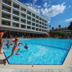 Pasa Beach Hotel - All Inclusive Мармарис бассейн фото 2