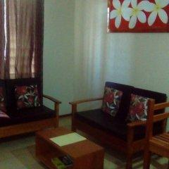 Апартаменты Al-Minhaj Service Apartments интерьер отеля