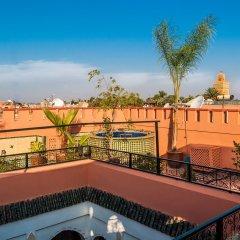 Отель Riad Bab Agnaou Марокко, Марракеш - отзывы, цены и фото номеров - забронировать отель Riad Bab Agnaou онлайн балкон