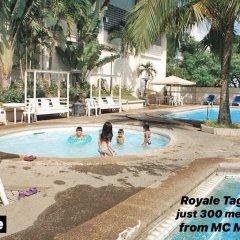 Отель MC Mountain Home Apartelle Филиппины, Тагайтай - отзывы, цены и фото номеров - забронировать отель MC Mountain Home Apartelle онлайн бассейн