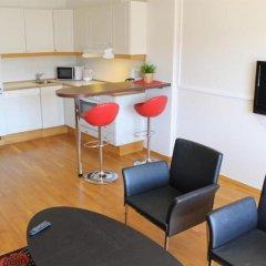 Отель Ole Bull Hotel & Apartments Норвегия, Берген - отзывы, цены и фото номеров - забронировать отель Ole Bull Hotel & Apartments онлайн комната для гостей фото 4