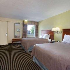 Отель Howard Johnson by Wyndham Washington DC США, Вашингтон - отзывы, цены и фото номеров - забронировать отель Howard Johnson by Wyndham Washington DC онлайн комната для гостей фото 2