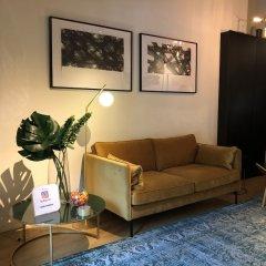 Отель Uma Suites Barceloneta Beach Испания, Барселона - отзывы, цены и фото номеров - забронировать отель Uma Suites Barceloneta Beach онлайн интерьер отеля