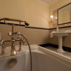 Hotel Villa Weltemühle Dresden ванная