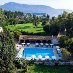 Amalia Hotel - All Inclusive бассейн