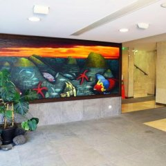Отель Aparthotel Antillia Понта-Делгада парковка