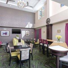 Отель Homewood Suites By Hilton Columbus Polaris Oh Колумбус интерьер отеля