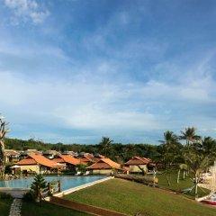 Отель Chen Sea Resort & Spa детские мероприятия