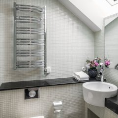 Отель The Sparrow Hotel Швеция, Стокгольм - отзывы, цены и фото номеров - забронировать отель The Sparrow Hotel онлайн ванная