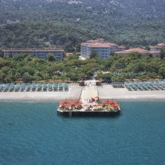 Отель Akka Antedon пляж