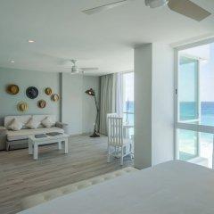 Отель Oleo Cancun Playa All Inclusive Boutique Resort спа фото 2