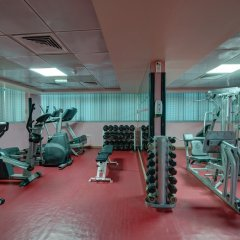 Отель Tulip Inn Sharjah фитнесс-зал фото 4