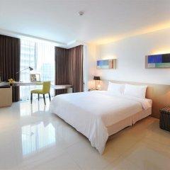 Отель Vic3 Bangkok комната для гостей фото 3
