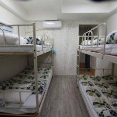 Отель Insadong Hostel Южная Корея, Сеул - 1 отзыв об отеле, цены и фото номеров - забронировать отель Insadong Hostel онлайн комната для гостей фото 2