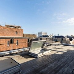 Отель Covent Garden Theatre District Apts балкон